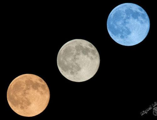 Fenómeno Luna Azul