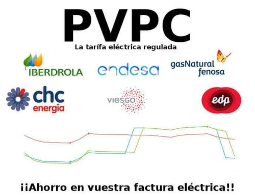 2020 – Tarifa PVPC o Tarifa Regulada